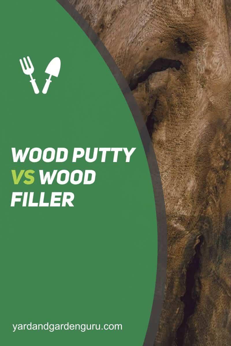 Wood Putty Vs Wood Filler (1)